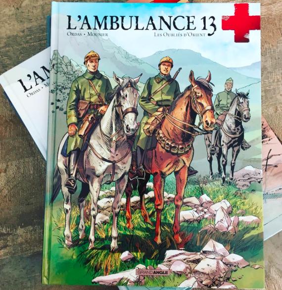 Ambulance 13